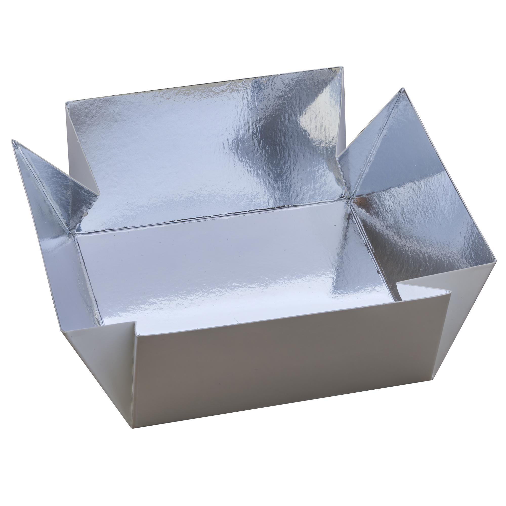 ENGELKARTON_Karton mit Alufolierung
