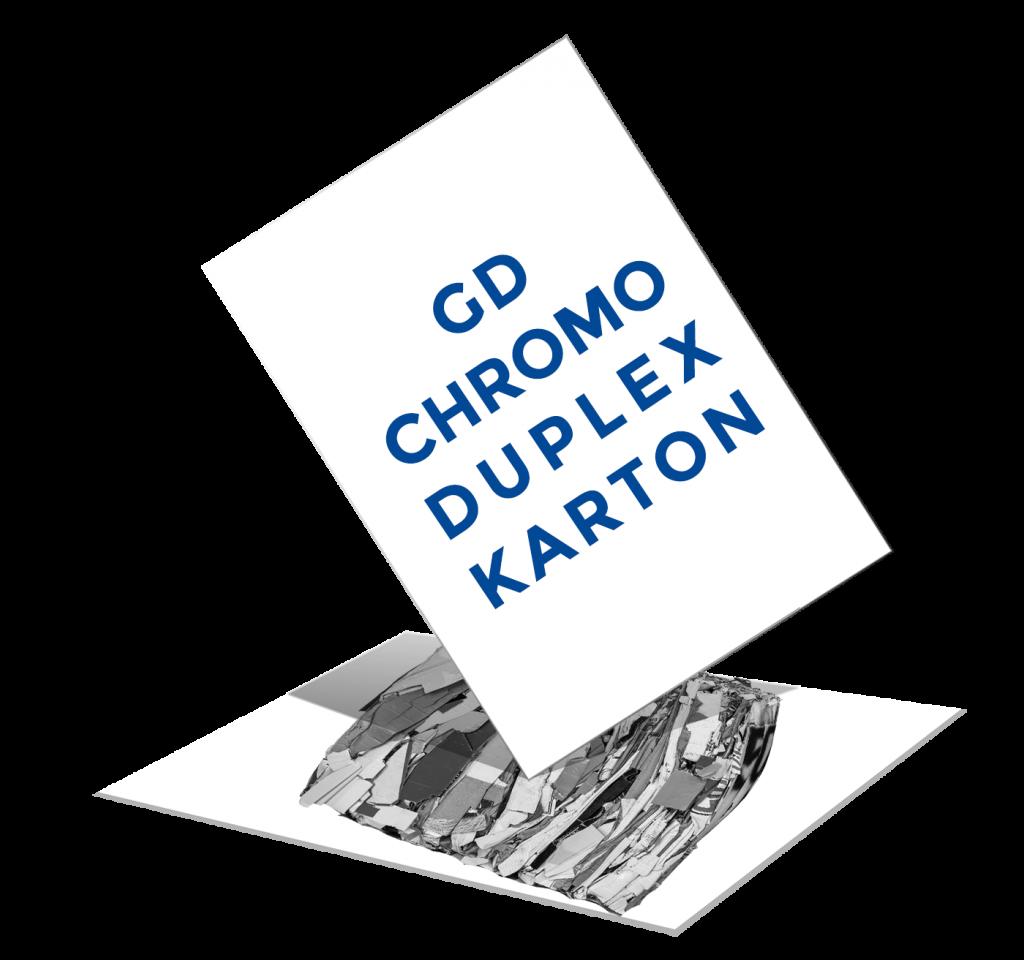 ENGELKARTON_GD CHROMODUPLEX KARTON_RECYCLING-KARTON_SEKUNDÄRFASERKARTON_RECYCLING-QUALITÄTEN VON ENGELKARTON