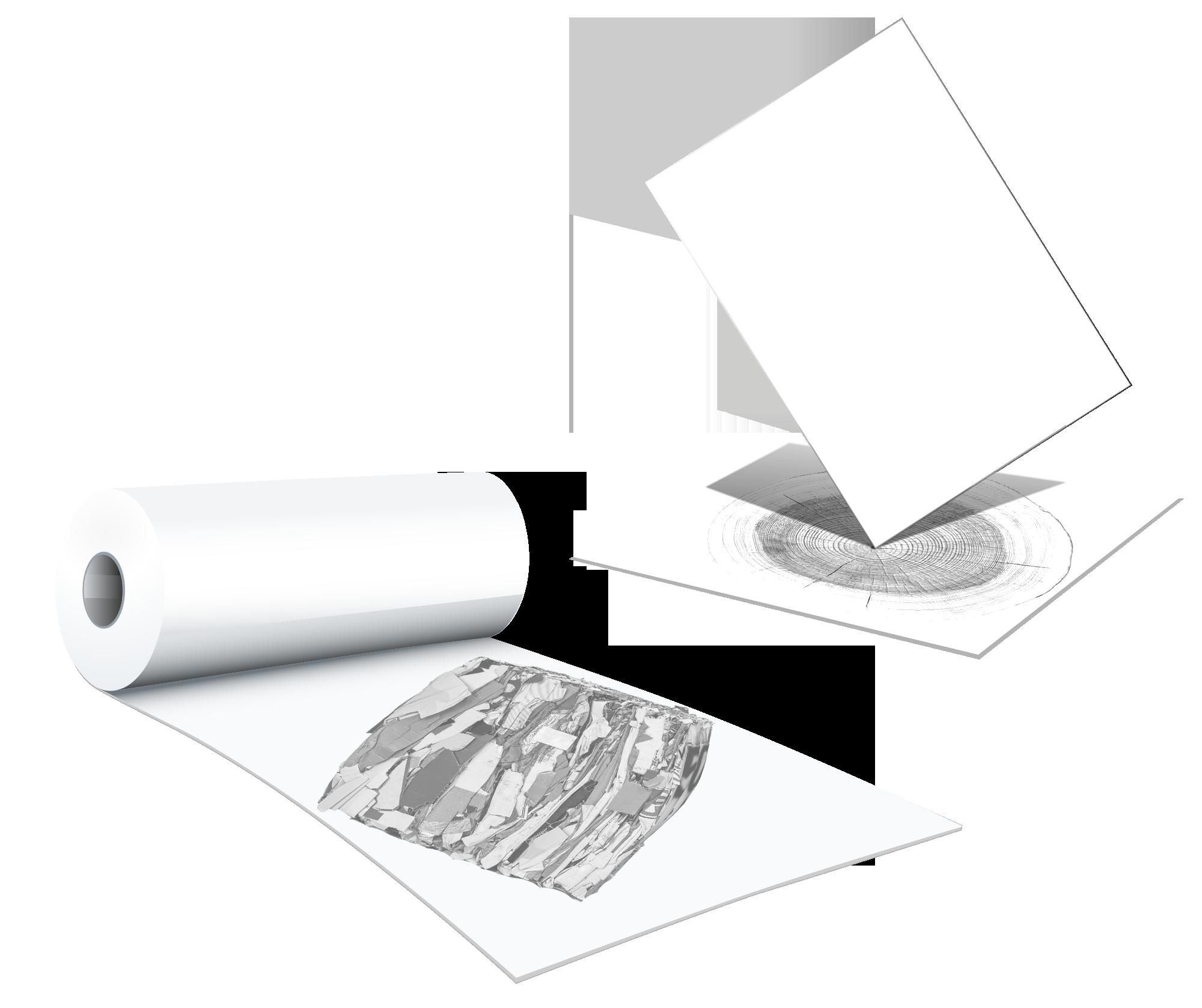 ENGELKARTON_Karton Rolle und Bogen